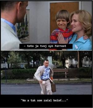 Toto je tvůj syn, Forreste