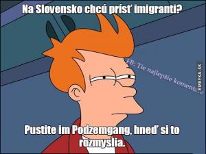 Boj proti imigrantům