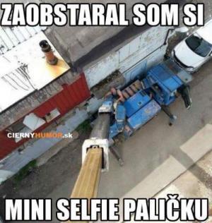 To je selfie:D