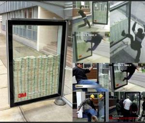 Bezpečnostní sklo