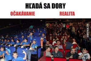 Hledá se Dory:D