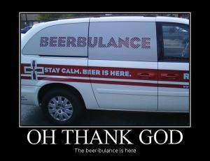 Pivní ambulance