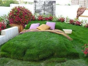 Přírodní postel