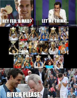 Murray vs Federer