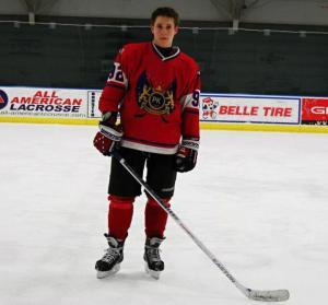 Matěj Bažant- Budoucí hokejová hvězda