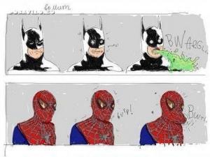 Blití superhrdinů