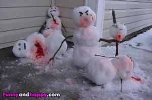 Válka sněhuláků