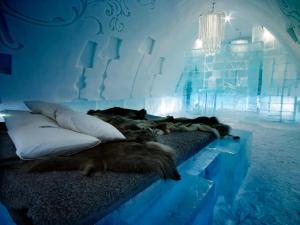 Ledový hotel