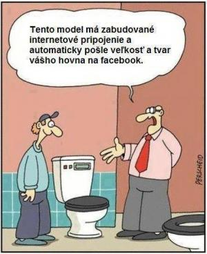 Chytrý záchod
