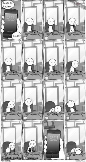 Když se nudíme