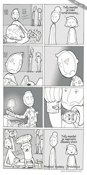 Jak ses stát úžasným otcem...