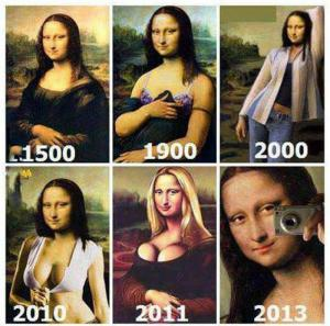 Evoluce - Mona Lisa