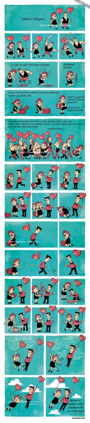 Milovat z celého srdce