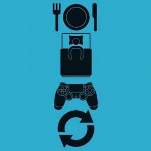Takto vypadá život gamera