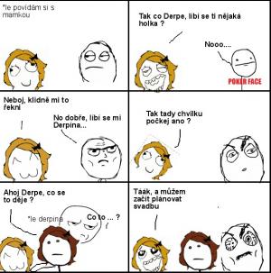 Líbí se ti nějaká holka?
