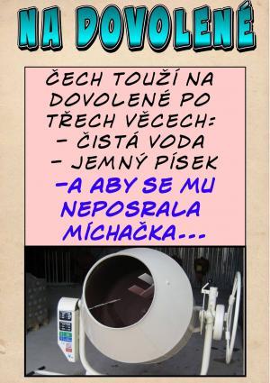 Dovča pro Čecha