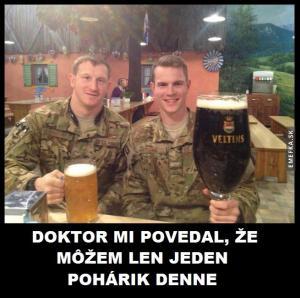 Alkohol podle doktora