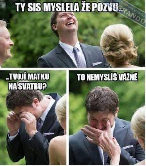 Svatba podle jeho představ