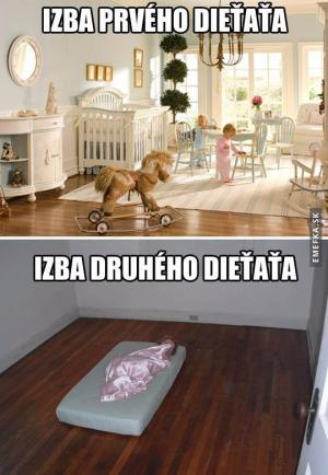 První a druhé dítě:D
