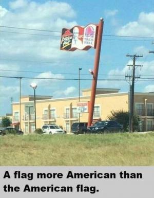 Americka vlajka