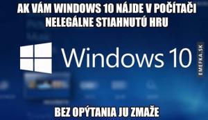 Windows 10 teď nechceš
