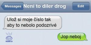 Dealer drog
