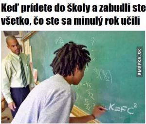 Zanedlouho ve všech školách