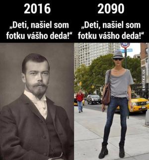 2016 vs 2090