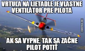 Vrtule u letadla