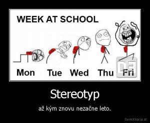 Když je škola