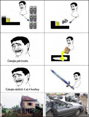 Nokia sword