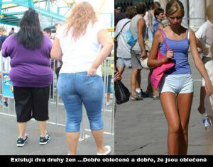 2 druhy žen