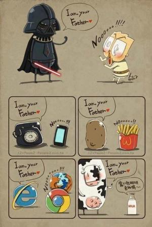 Jsem tvůj otec