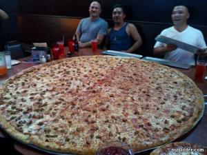 Maxi-pizza