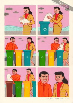 třídění odpadu je důležité!