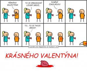 Krásnýho Valentýna!