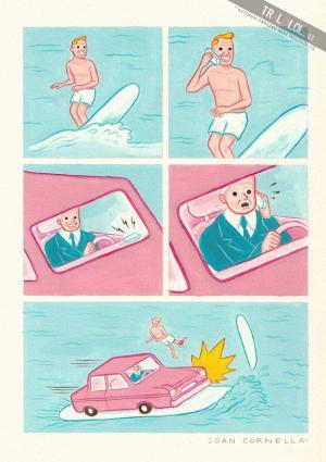 pozor na telefonování za jízdy