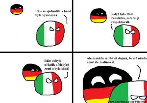 Italie ma komplex