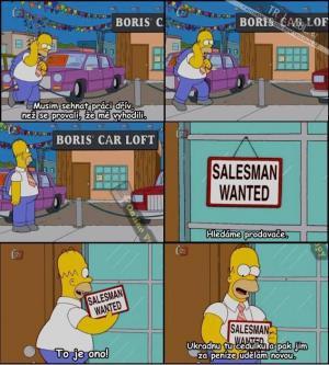 Homer a jeho logika :-D