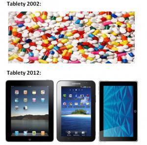 Vývoj tablet