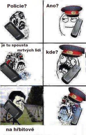 Policie?