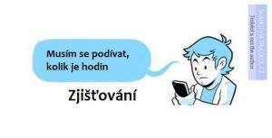 Cyklus používání chytrého telefonu
