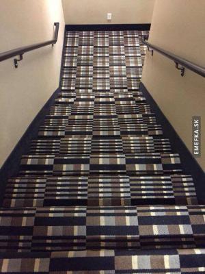 Satanové schody :D