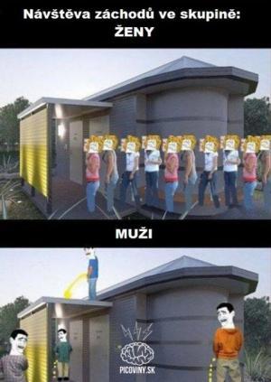 Veřejné záchody