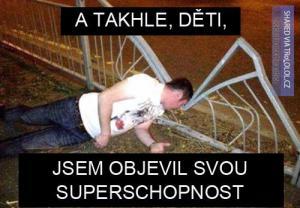Superschopnost