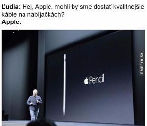 Kvalita od Applu