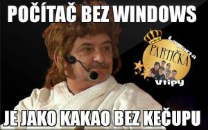 Počítač bez windows