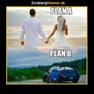 Každý máme několik plánů v životě