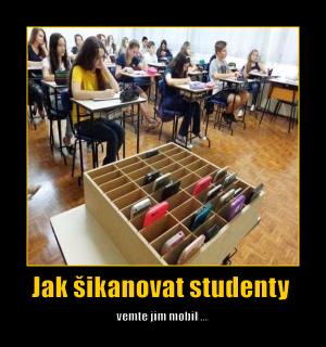 Česká šikana studentů