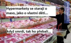Pravda o hypermarketech
